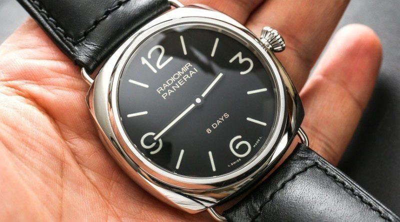 Panerai Radiomir Black Seal 8 Days Pam610 Replica Watch Review